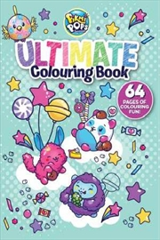 Pikmi Pops Ultimate Colouring Book