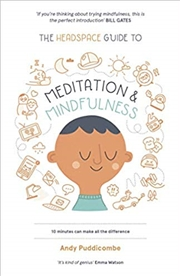 Headspace Guide To Mindfulness | Paperback Book