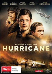 Hurricane | DVD
