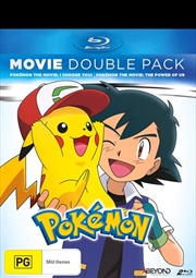 Pokemon - I Choose You / The Power Of Us | Double Pack