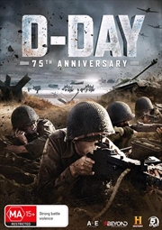 D-Day - 75th Anniversary Edition - Commemorative Edition | DVD