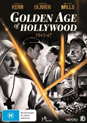 Golden Age Of Hollywood 1941-1947 | DVD