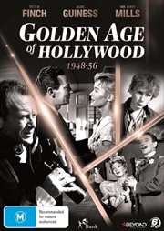 Golden Age Of Hollywood 1948-1956 | DVD