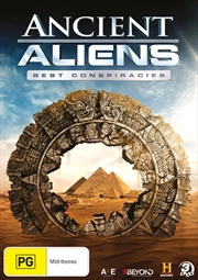 Ancient Aliens - Best Conspiracies | DVD