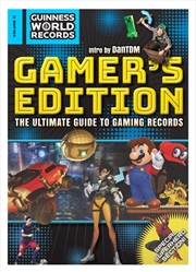 Guinness World Records Gamer's Edition  2018 | Paperback Book