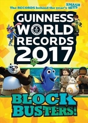 Guinness World Records 2017 : Blockbusters | Paperback Book