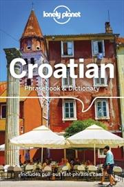 Croatian Phrasebook & Dictionary | Paperback Book