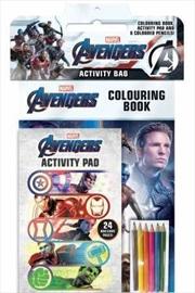 Avengers 4: Activity Bag
