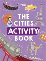 Cities Activity Book