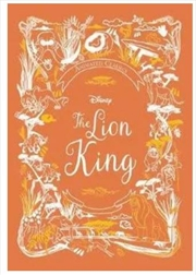 Lion King Animated Classic | Hardback Book