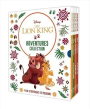 Lion King: Little Treasures Box Set | Hardback Book