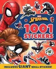 Spider-Man: 1001 Stickers | Paperback Book
