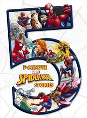 Spider-Man: 5-Minute Stories | Hardback Book