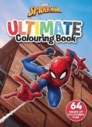 Ultimate Colouring Book