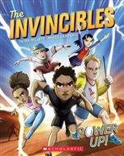 Invincibles 1 - Power Up | Paperback Book