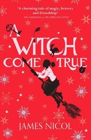 A Witch Come True | Paperback Book