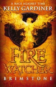 Fire Watcher #1: Brimstone | Paperback Book