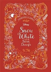 Disney Snow White: Animated Classic | Hardback Book