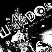 Destroy All Music - Coloured Vinyl