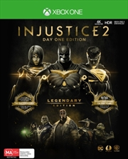 Injustice 2 Legendary Edition | XBox One