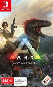 Ark Survival Evolved | Nintendo Switch