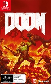 Doom | Nintendo Switch