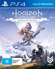 Horizon Zero Dawn Complete Edition | PlayStation 4