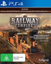 Railway Empire | PlayStation 4
