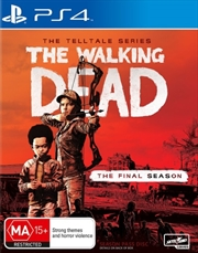 Walking Dead Final Season