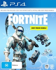 Fortnite Deep Freeze Bundle | PlayStation 4