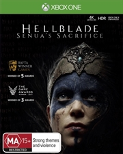 Hellblade Senuas Sacrifice | XBox One