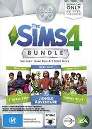 Sims 4 Bundle 6 Dlc | PC
