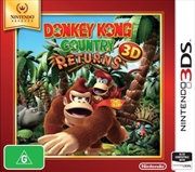 Donkey Kong Country Returns | Nintendo 3DS