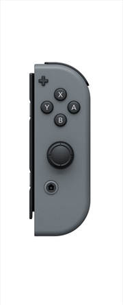 Joy Con Grey Controller Right