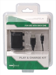 Xbox One Play  Charge Kit | XBox One