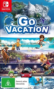 Go Vacation | Nintendo Switch
