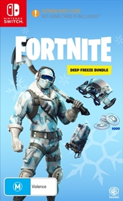 Fortnite Deep Freeze Bundle | Nintendo Switch