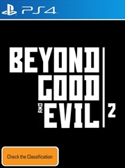 Beyond Good And Evil 2 | PlayStation 4