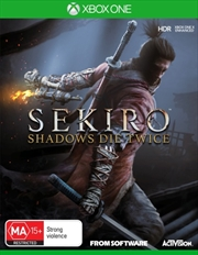 Sekiro Shadows Die Twice | XBox One