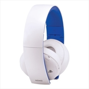 Sony Wireless Stereo Headset 2.0 White | PlayStation 4