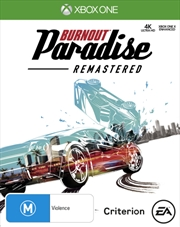 Burnout Paradise: Remastered | XBox One