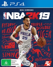 Nba 2k19 | PlayStation 4