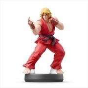Nintendo Amiibo Ken