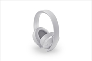 Sony PlayStation 4 Gold - Wireless White Headset