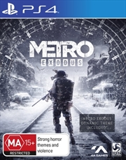 Metro Exodus | PlayStation 4