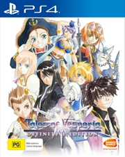Tales Of Vesperia: Def Edn | PlayStation 4