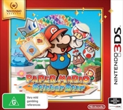 Paper Mario Sticker Star | Nintendo 3DS
