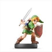 Nintendo Amiibo Young Link