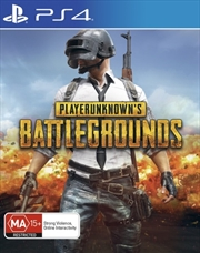Playerunknowns Battlegrounds | PlayStation 4