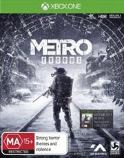 Metro Exodus | XBox One